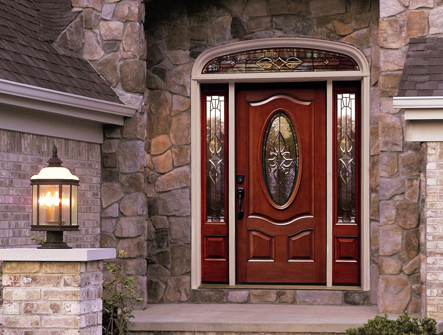 Pintu pintu logam tersuai: model besi saiz luar biasa
