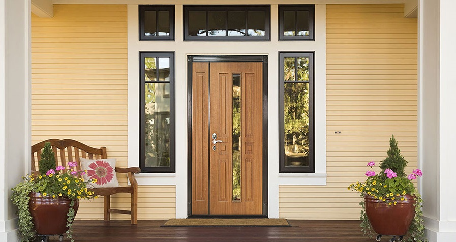 Entrance Door Size The Standard Height And Width Of The Canvas With A Box In The Apartment And A Private House How To Choose The Right Standard