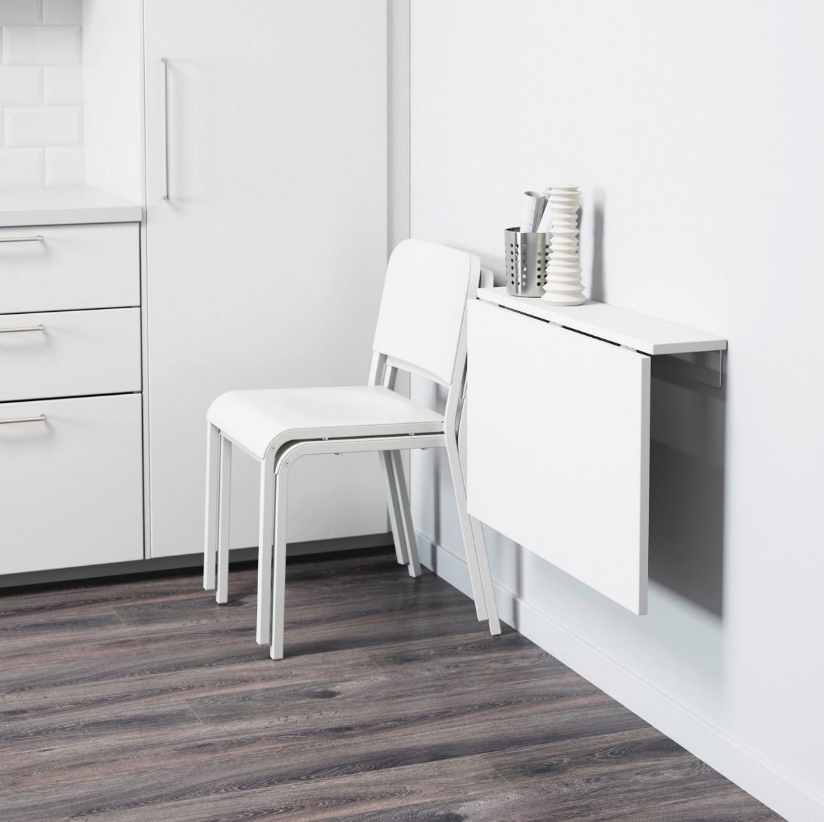Klapptisch Ikea Wandmodelle Klappmöglichkeiten Für Die Wand