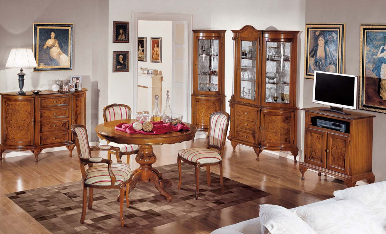 Credenza Per Piatti : Buffet per il soggiorno foto moderni comò angolari e vetrine