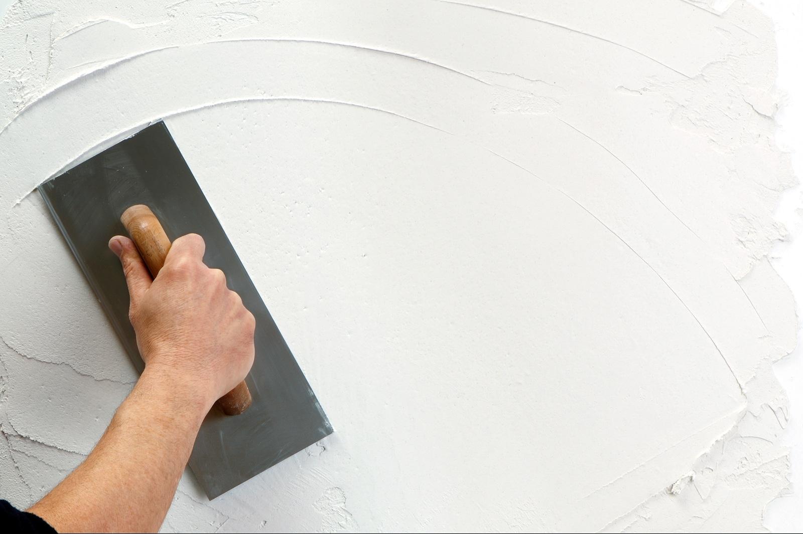 Sơn hiệu ứng Waldo - Bề mặt bàn giao sơn hiệu ứng - Hướng dẫn cách trét tường đúng cách