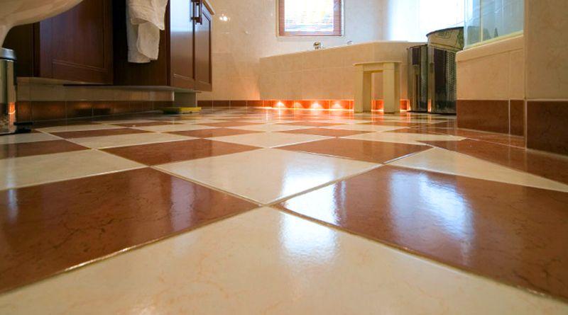 Warm Floor Tiles Heated Ceramic Floor Tiles Warm To The Touch