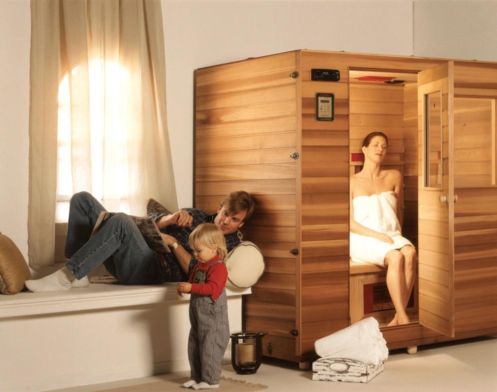 Sauna In Casa Consumi sauna nell'appartamento (73 foto): mini-opzione a casa a