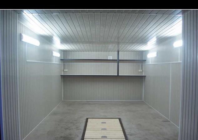 Lampade per il garage foto lampade a led e fluorescenti