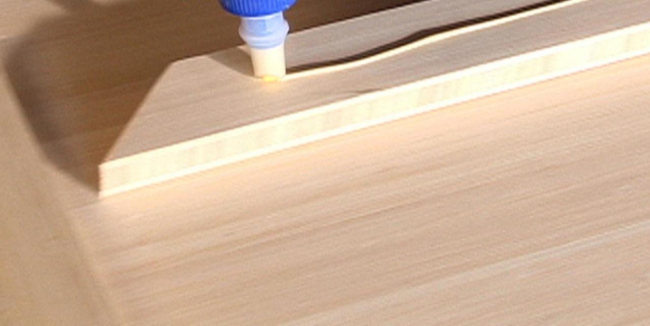 Legno Laminato Per Mobili colla per legno titebond: adesivo resistente all'umidità per