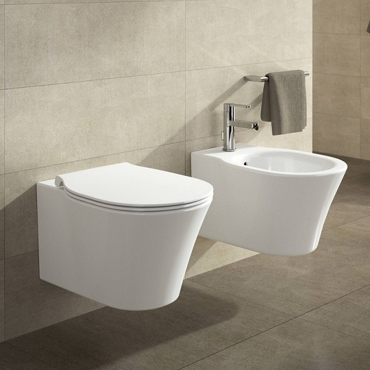 Brilliant Wall Hung Toilet Ideal Standard Version With Microlift Bralicious Painted Fabric Chair Ideas Braliciousco