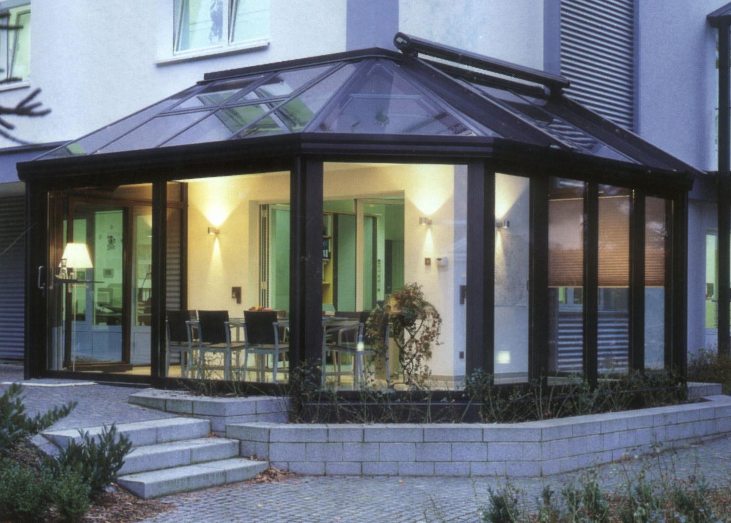La Veranda Di Campagna veranda alla casa (73 foto): opzioni per il design della