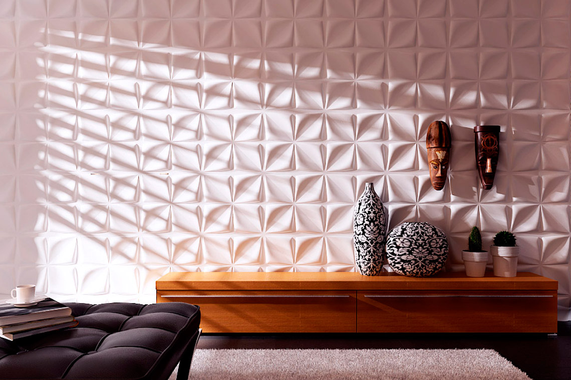 Pannelli Decorativi Per Camerette pannelli di plastica per pareti (69 foto): opzioni di vinile