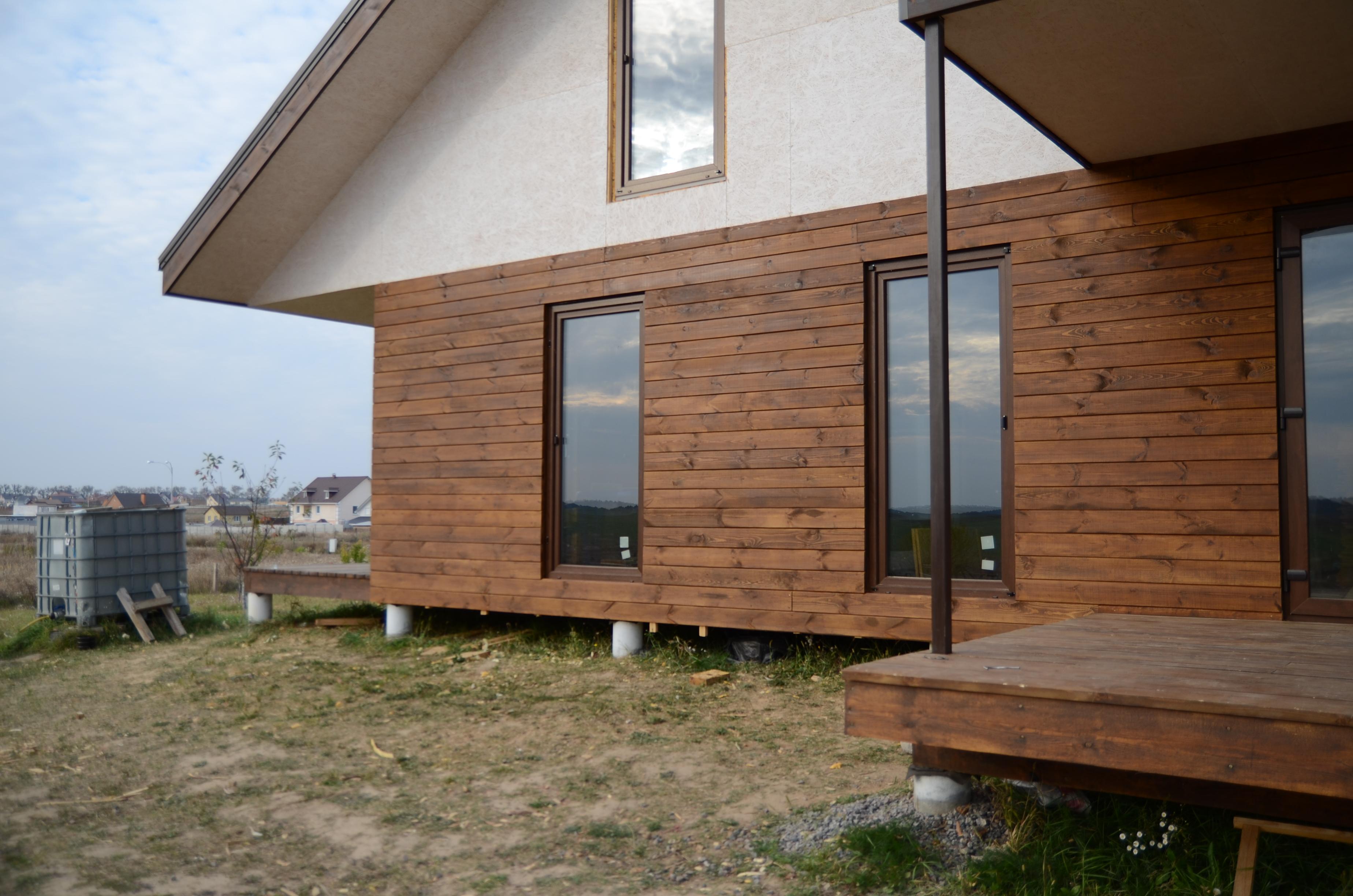 Colori Per Facciate Case plancia per facciate (55 foto): rivestimento della facciata