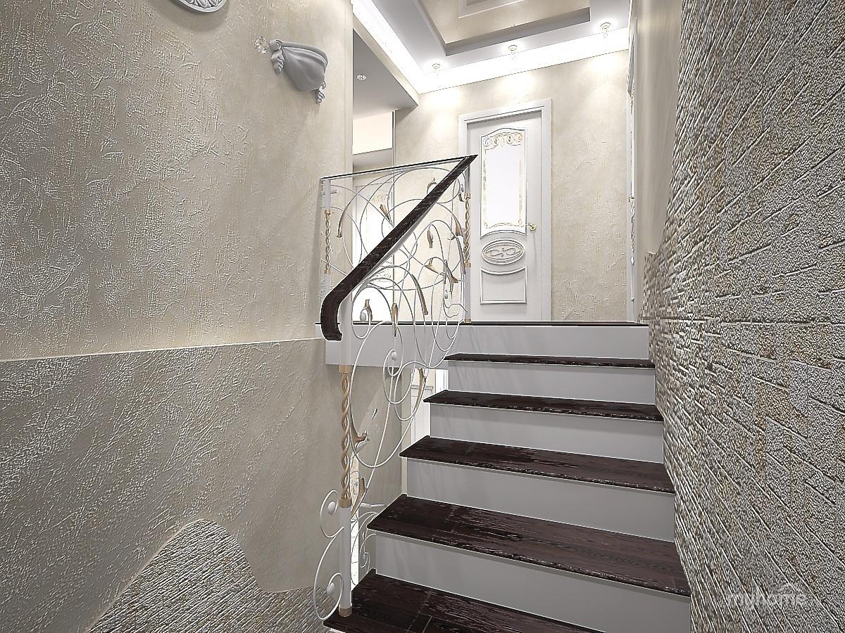 Come Pitturare Le Pareti Di Una Scala Interna la rampa di scale (57 foto): che cos'è, il design delle