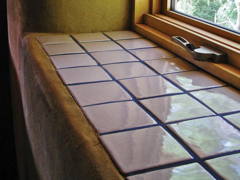 Gemeinsame Fensterbank Fliesen (33 Fotos): Optionen für keramische Mosaik @KU_97