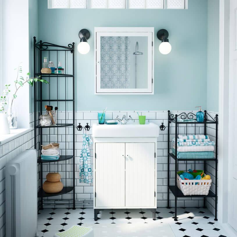 Kast Boven Toilet Ikea.Meubilair Ikea Badkamer Producten Voor Wasmachines