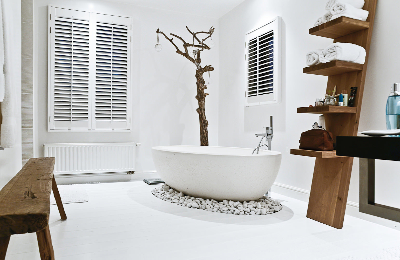 Badezimmer im skandinavischen Stil (69 Fotos): Das Design ...