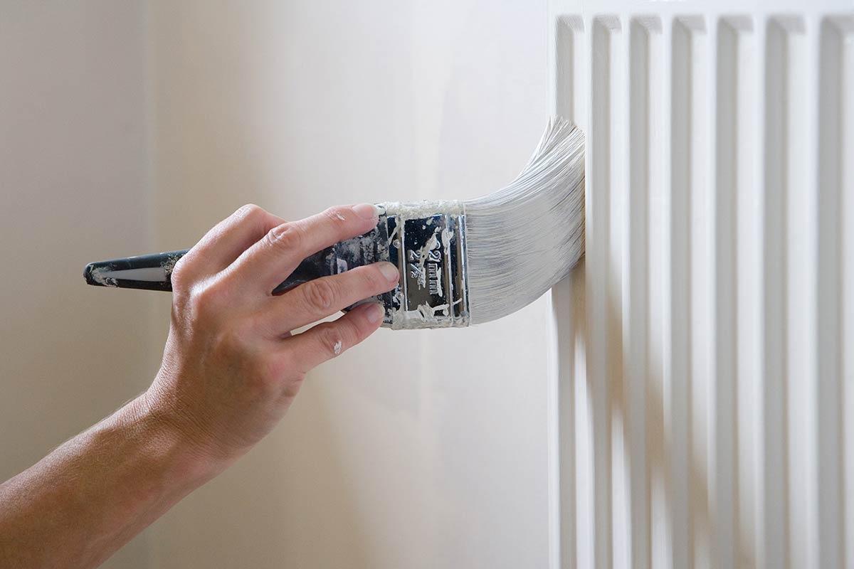 Costo Verniciatura Termosifoni Ghisa vernice per radiatori (68 foto): è possibile verniciare lo
