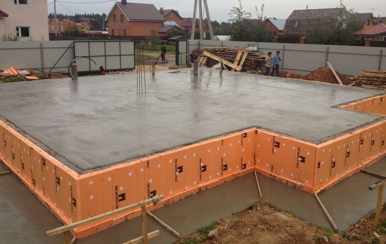 Бетон квадратура вакансии инженер технолог бетон москва