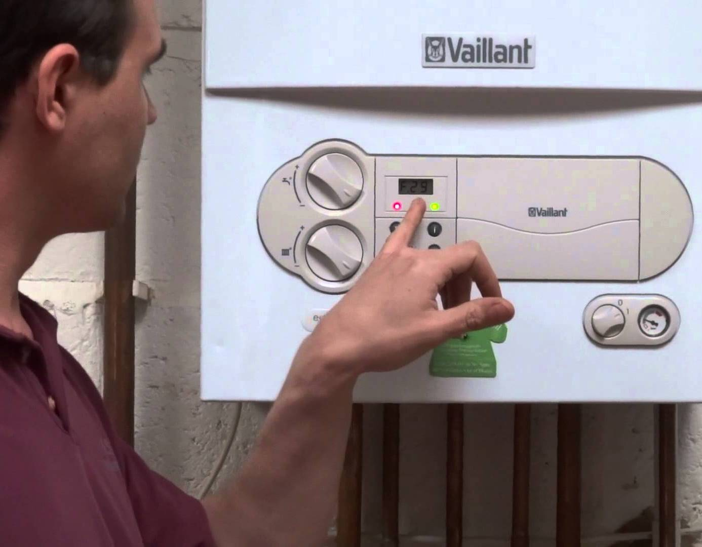 Svantaggi Caldaie A Condensazione difetti della caldaia vaillant: riparazione e codici di