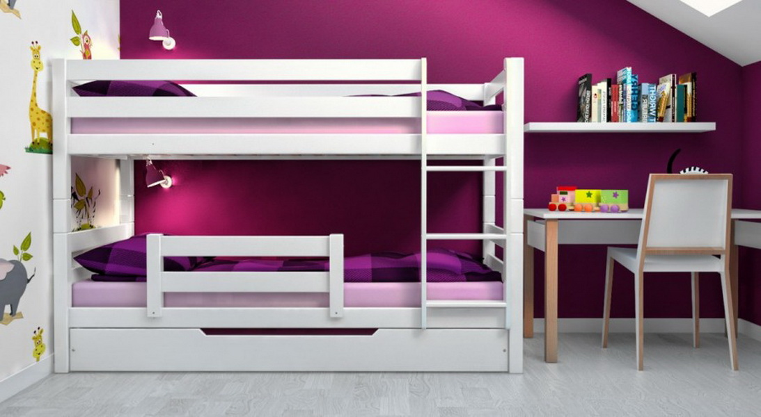Istruzioni Montaggio Letto A Castello Ikea.Letto A Castello Ikea Per Bambini 27 Foto Una Costruzione A Due