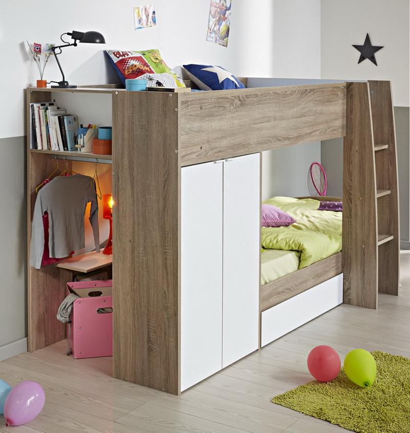 Letti A Castello Ikea Per Bambini.Letto A Castello Ikea Per Bambini 27 Foto Una Costruzione A Due