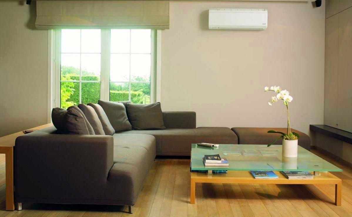 Airconditioningverwarming Verwarming Van Het Landhuis In De Winter Persoonlijke Ervaring Met Verwarming Van Een Privehuis Met Airconditioning