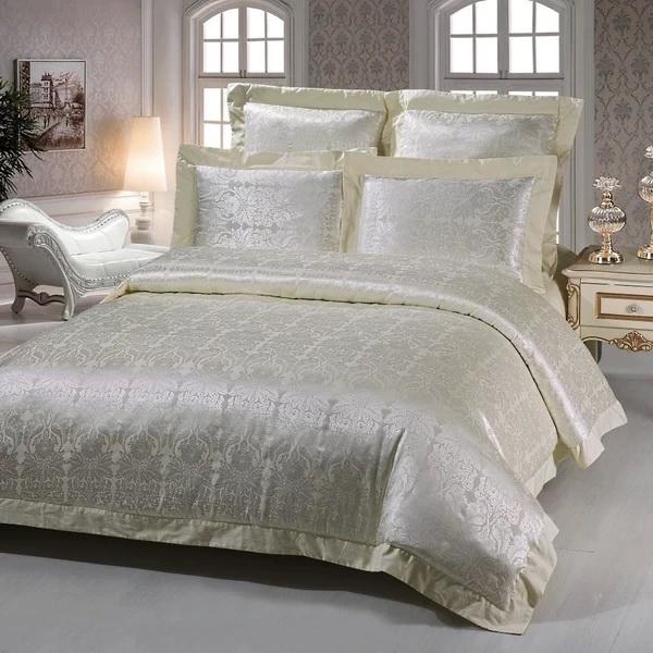 Satin Bettwäsche Wählen Sie Schlafsäcke Aus Leinen Aus Bedrucktem