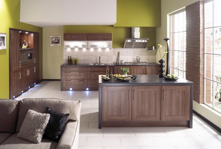 Design cucina-soggiorno 16 mq. M. m (64 foto): la ...