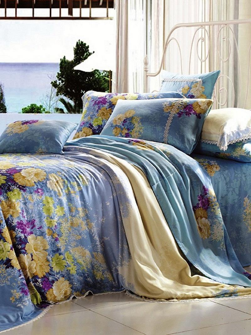 Bedclothes (percale) - yorumlar. Hangi kumaş yatak için daha iyidir 93