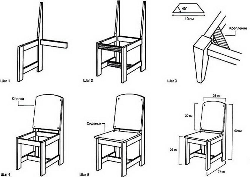 Colla Per Sedie In Legno.Carrozzina Fai Da Te 29 Foto Disegni Dimensioni E Diagrammi