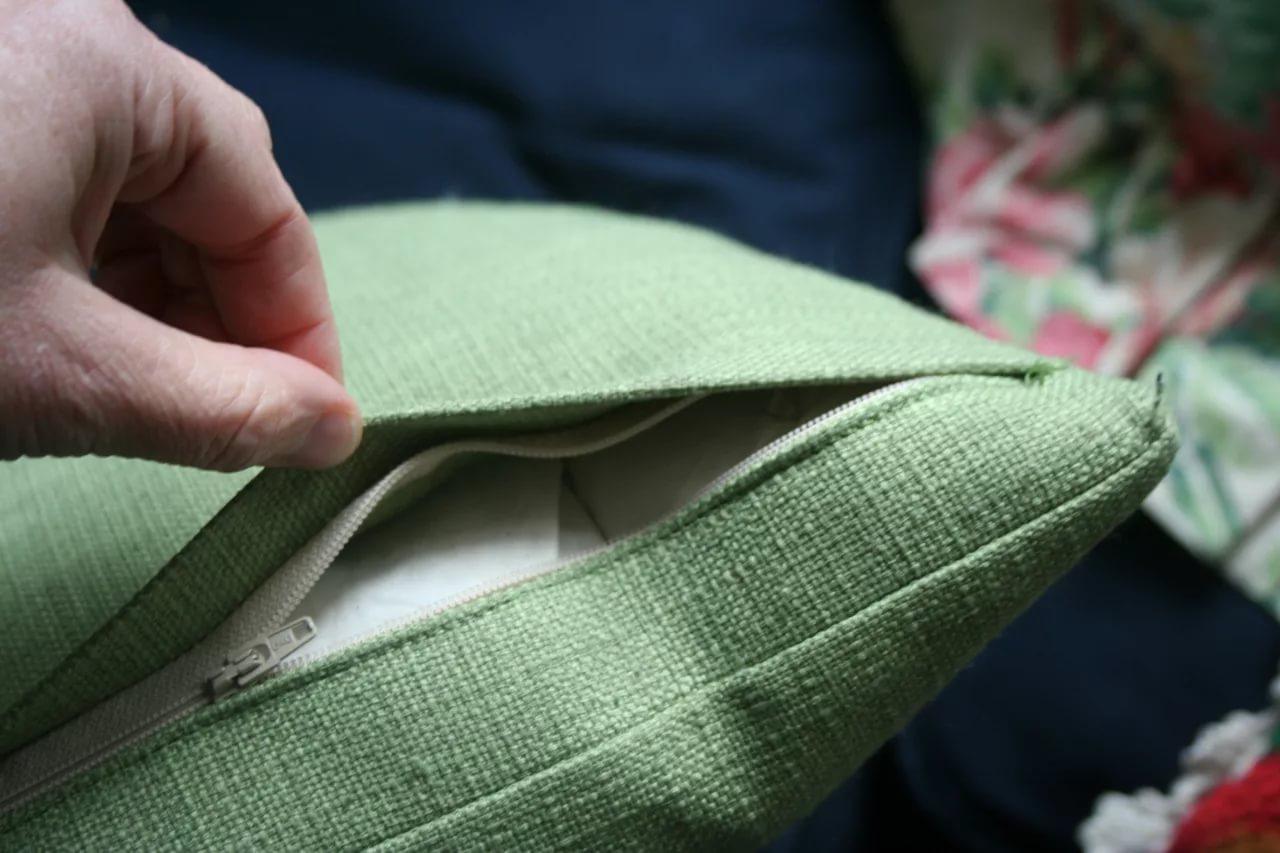 Cucire Cuscino Senza Cerniera come cucire una cerniera in una federa per un cuscino? 24