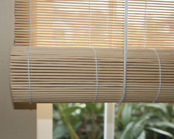 Hedendaags Ikea jaloezieën: houten, bamboe en plastic modellen, verduistering DH-11