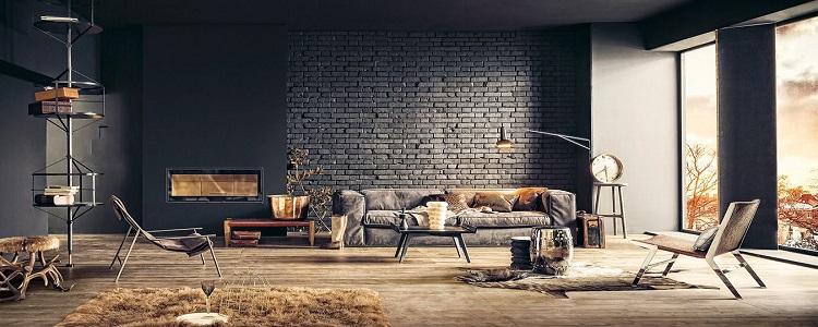 Ladrillos de imitaci n para la decoraci n de interiores for Imitacion ladrillo para interiores