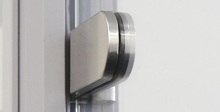 Kast Scharnier Boor : Scharnieren voor glazen deuren pendeldeurscharnieren zonder boren