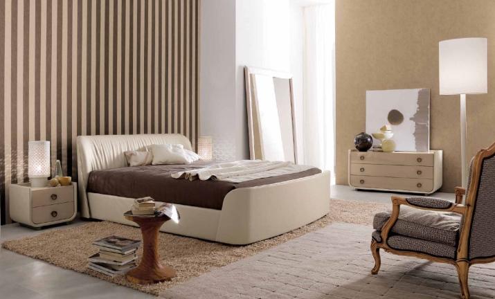 Camera da letto beige (109 foto): interior design in beige e ...