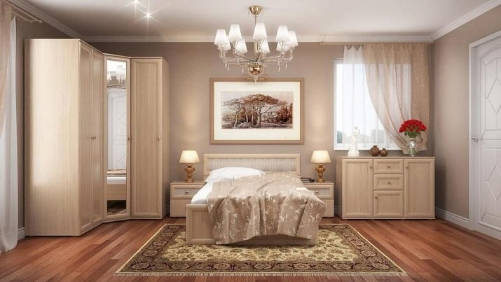 Armadio ad angolo nella camera da letto (123 foto): idee di ...