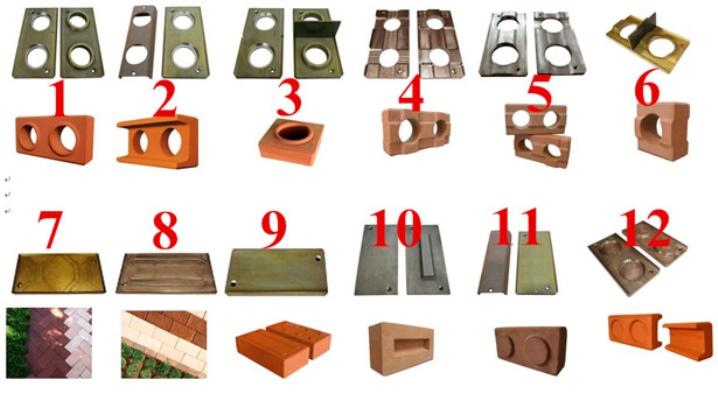 Lego Brick Matrices