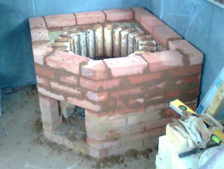 Brick tandoor