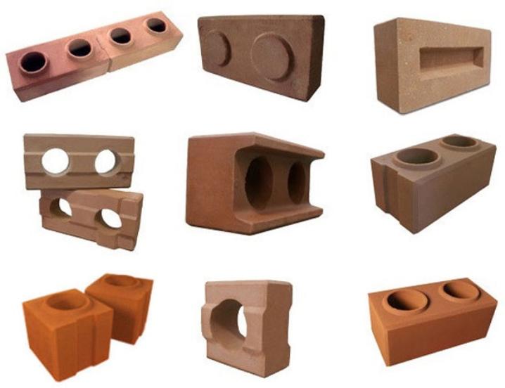 Types of Lego Bricks