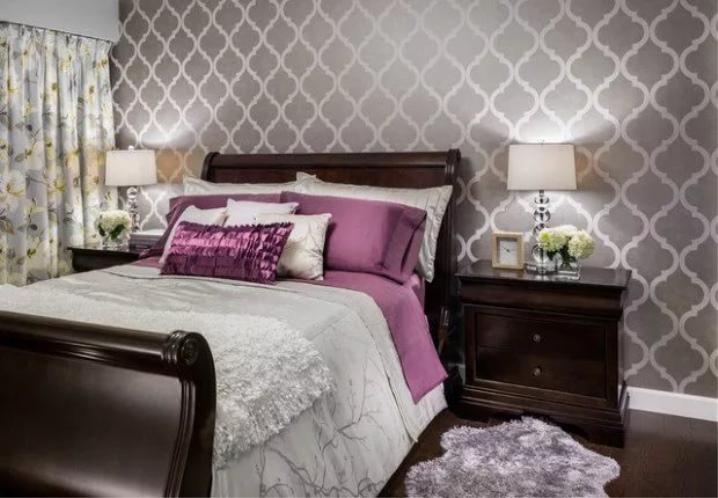 Wallpaper Untuk Bilik Tidur Kecil 48