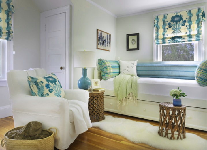 Bedroom In The Marine Style 60 Photos, Marine Style Furniture