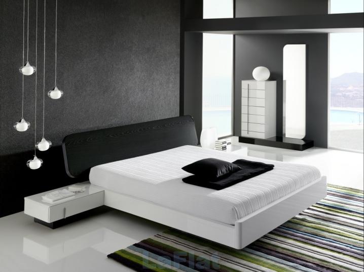 Camera Da Letto In Stile High Tech 73 Foto Come Decorare Gli Interni Belle Idee Di Design In Un Appartamento