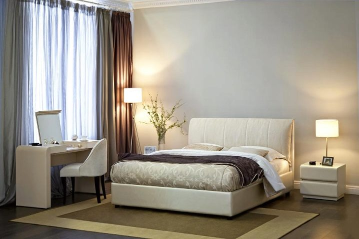 مقاسات غرف النوم الاستاندر from decorexpro.com