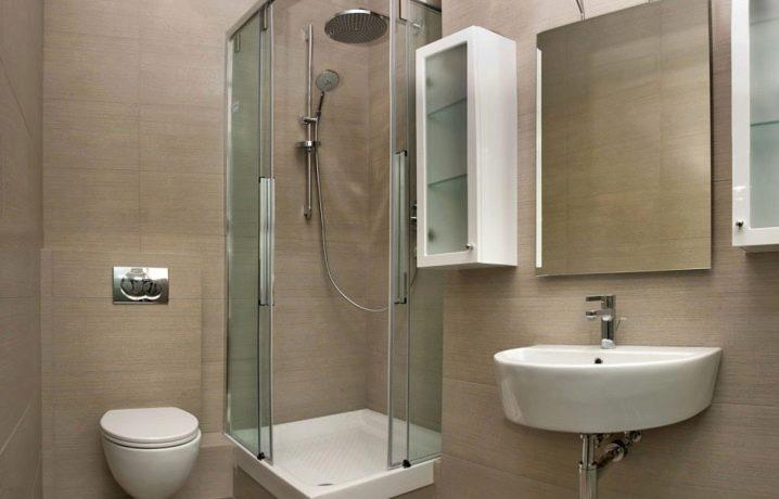 Prysznic W Małej łazience 41 Zdjęć Jak Wybrać Małą