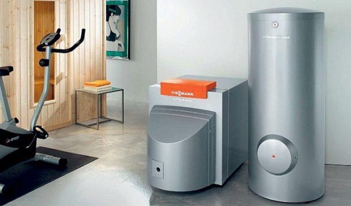 Si può collegare il riscaldatore di acqua del serbatoio di propano